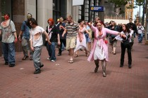 Zombies! Courtesy of Creative Commons.