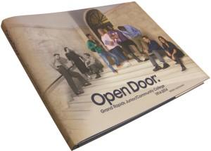 Open Door book cover