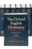 OED cover graphic