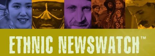 Ethnic NewsWatch logo