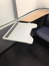 Adjustable desktop