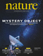 Nature Cover 1