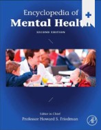 Encyclopedia of Mental Health cover