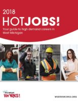 2018 Hot Jobs cover