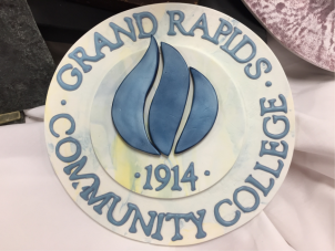 GRCC Logo Icing