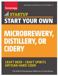 Start Your Own Microbrewert, Distillery, or Cidery book cover