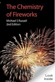 Chemistry of Fireworks book cover