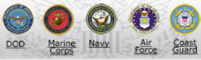 seals of the US Military