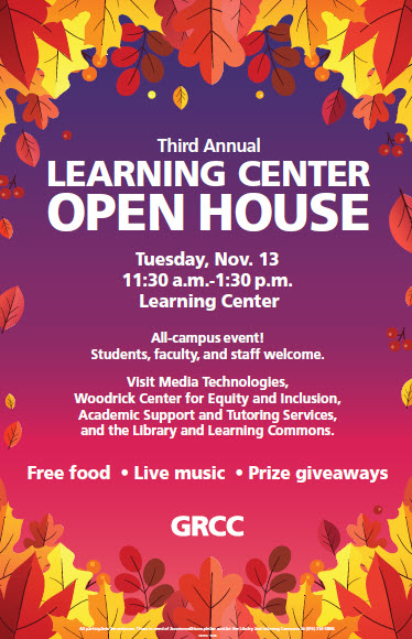 Learning Center Open House