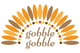 Thanksgiving gobble