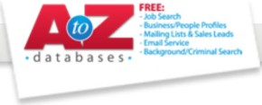 AtoZdatabases graphic
