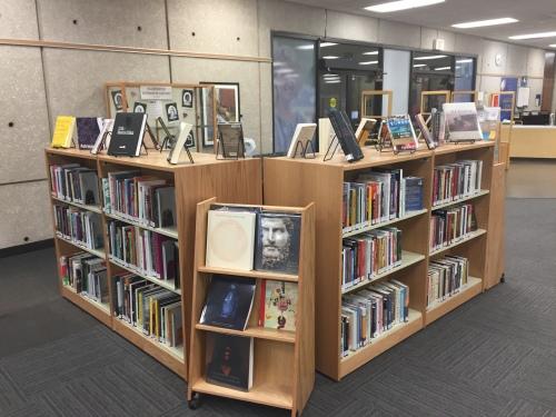 New Books area