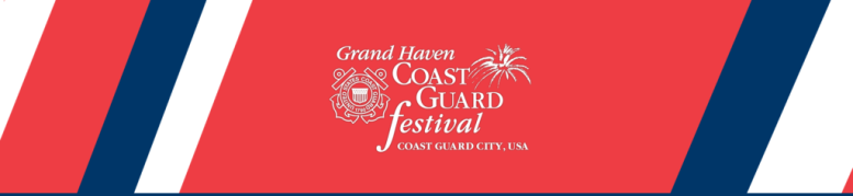 Coast Guard Festival logo