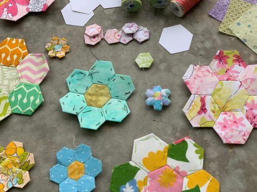 Quilt pieces 2