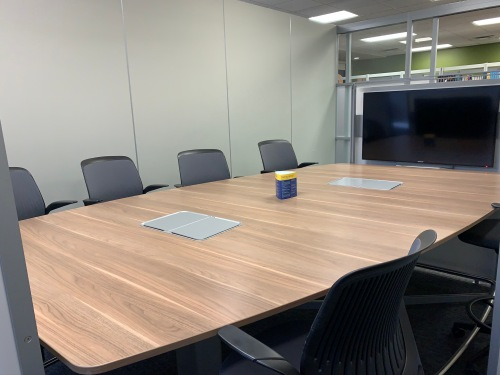 Steelcase Conference Table