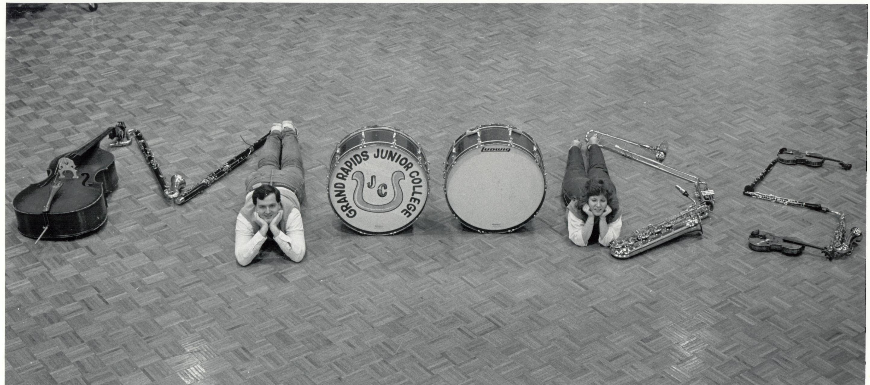 Moods written in instruments