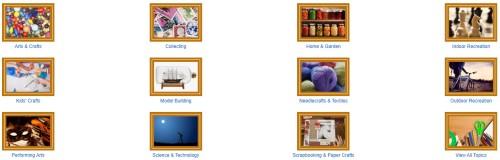 Hobbies & Crafts Reference Center