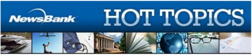 NewBank Hot Topics logo