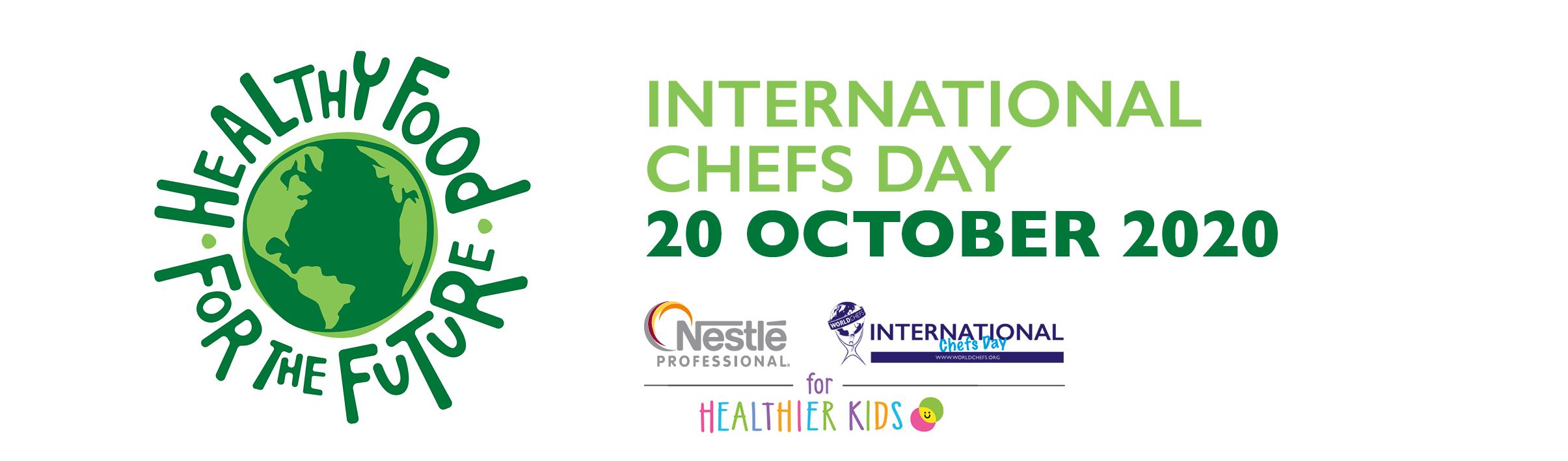 International Chefs Day Theme