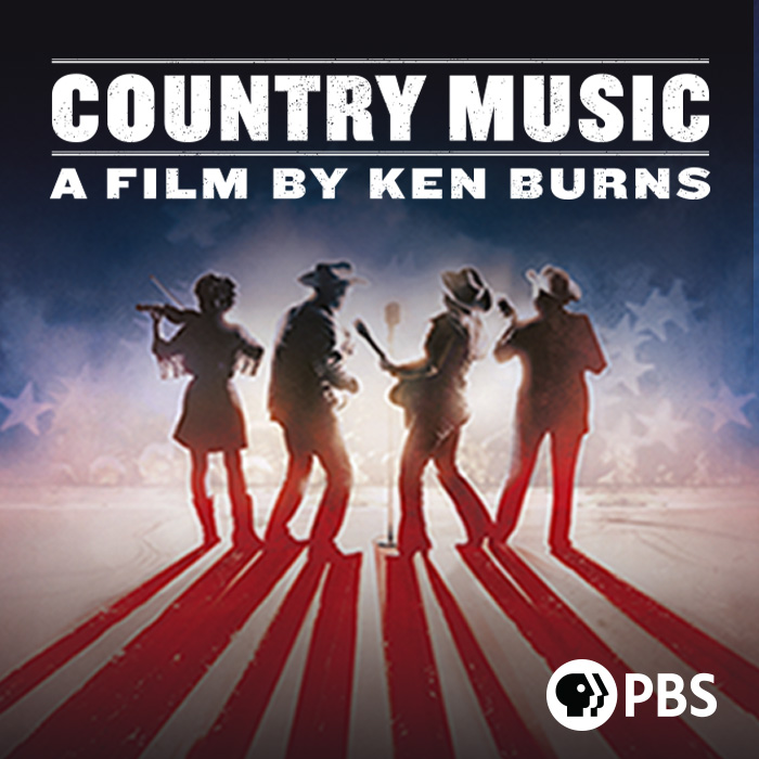Ken Burns Country Music DVD cover
