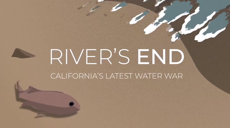 River's End title screen