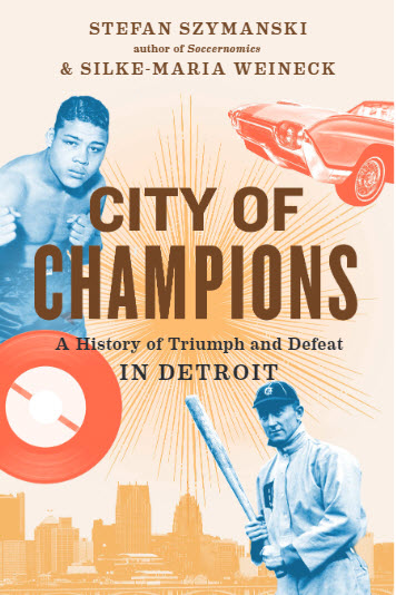 City of Champions cover