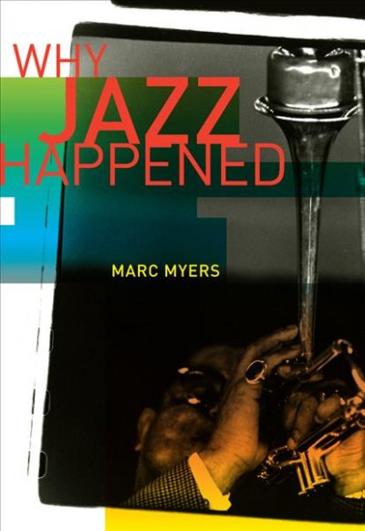 Why Jazz Happened cover