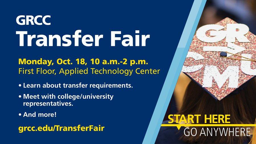 Transfer Fair poster